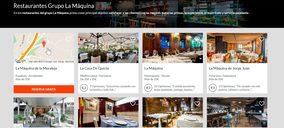Grupo La Máquina gestiona sus reservas digitales con Restaurantes.com