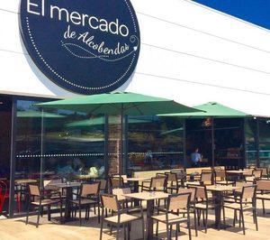 Carrefour ensaya un modelo de mercado gastronómico en uno de sus híper madrileños
