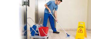 Informe 2016 del sector de limpieza industrial en España