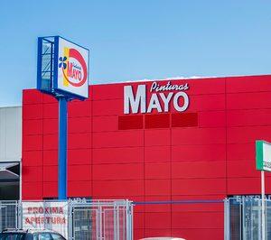 Pinturas mayo inaugura tienda noticias de construcci n for Adeslas caceres oficina