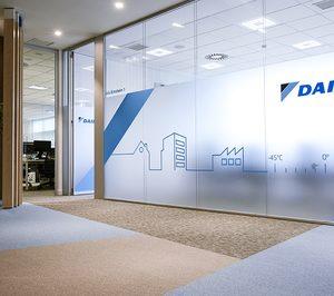 Daikin estrena oficinas en el edificio alvento de madrid for Oficinas caser