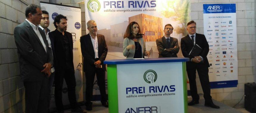 ANERR inaugura las obras del Proyecto PREI en Rivas-Vaciamadrid
