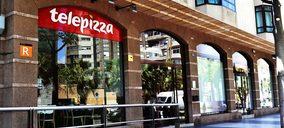 Telepizza continúa renovando sus locales y apuesta por centros comerciales