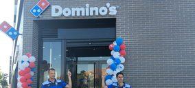 Dominos Pizza repite en Leganés