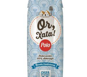 Fartons Polo inicia la comercialización de horchata