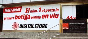 Media Markt apura plazos para abrir su tienda digital de Barcelona