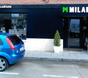Caslesa Capta Un Nuevo Milar En Palencia Noticias De Electro  # Muebles Lantada