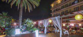 Un hotel de playa barcelonés prepara su aumento de categoría