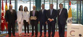 José María Ortiz recibe el Premio Climatización 2015