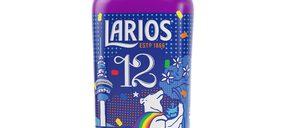 Larios cumple 150 años como segunda marca de ginebras