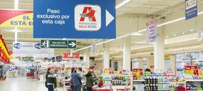 Auchan Retail registra ventas brutas de 4.594 M en 2015