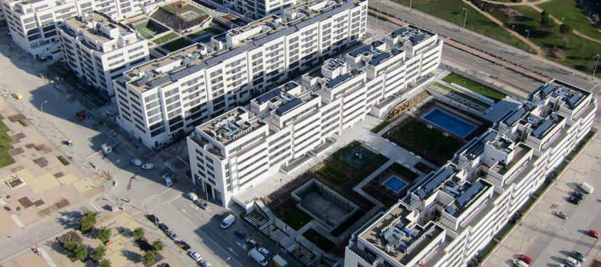 Amenabar desarrolla 2.600 viviendas en los próximos años