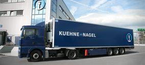 Kuehne + Nagel decrece en ventas, pero aumenta sus beneficios