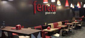 Ferretti escinde sus actividades de franquicia de heladerías y fabricación de helados