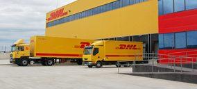 DHL Express amplía en Santiago y Sevilla