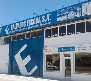 Salvador Escoda abre dos nuevos almacenes