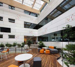 Formica renueva las oficinas de ing noticias de for Oficinas de ing