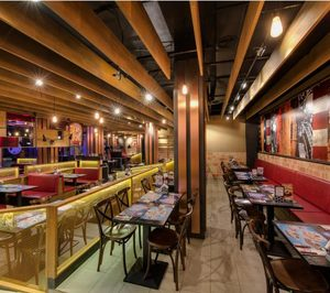 Foster's Hollywood inaugura su segundo restaurante en Vitoria