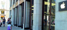 La red de tiendas Apple Spain eleva las ventas y beneficios