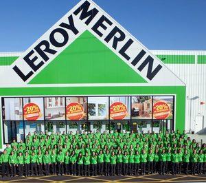 Leroy merlin ultima la inauguraci n de su nueva tienda en for Leroy merlin construccion