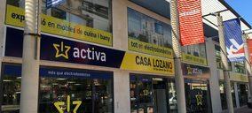 Activa Hogar inicia la renovación de la imagen de la red de tiendas Activa