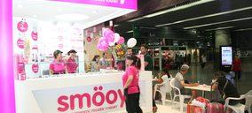 Autogrill inaugura un punto de venta de Smöoy en la Estación de Atocha