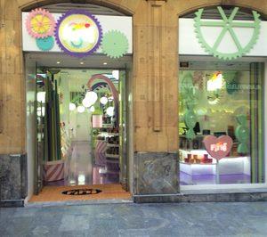 Fini Golosinas abre su quinta tienda en Bilbao