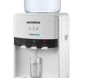 Mondial suma una fuente de agua