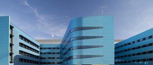Hospital Álvaro Cunqueiro: Funcional y sostenible