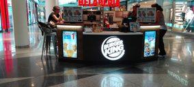 Burger King ensaya un nuevo formato de kiosco de helados