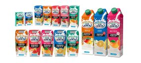 Don Simón lanza su fruta+leche en versión zero y novedosos formatos