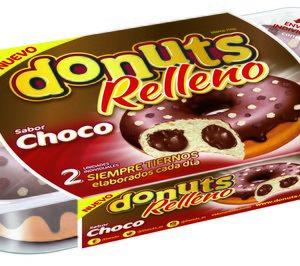 Nuevo 'Donut' relleno de Panrico
