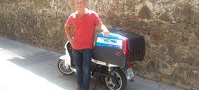 Robain de Jong (EcoScooting): La entrega en más de 24h acabará desapareciendo
