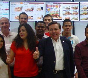 Gregorio Jiménez (Burger King Spain): Queremos llegar a 1.000 restaurantes en 2022