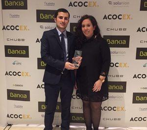 Feyce, premio Acocex a la trayectoria internacional