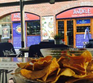 Ándele estrena un nuevo concepto de restaurantes urbanos en su próxima apertura