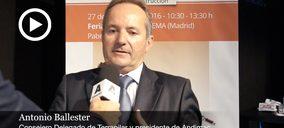Antonio Ballester, consejero delegado de Terrapilar y presidente de Andimac