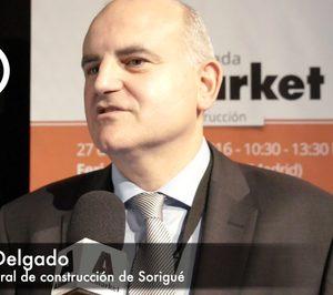 Manuel Delgado, director general de construcción de Sorigué