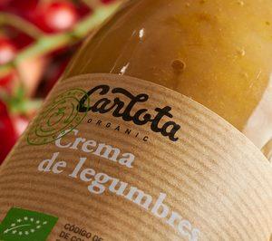 Carlota organics lanza una nueva gama de platos elaborados