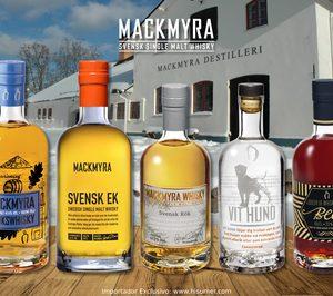 Central Hisúmer incorpora nuevos whiskies