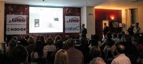 CNA presenta sus novedades Cata y Nodor a Lynco Euronics