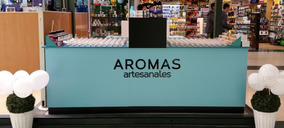 La red de Perfumes y Aromas Artesanales inicia la expansión vía corners y sigue creciendo