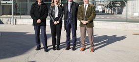 Saica recibe la visita institucional de la consejera de Innovación en Aragón