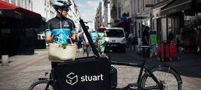 La empresa de entrega inmediata Stuart llega a Madrid