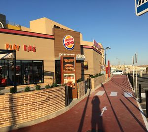 Megafood agranda la red comercial de Burger King en Almería