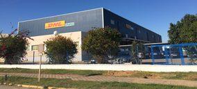 DHL abre un almacén para su división de frutas y verduras Grupag