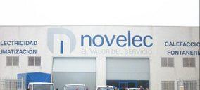 Novelec pone en marcha nuevo almacén