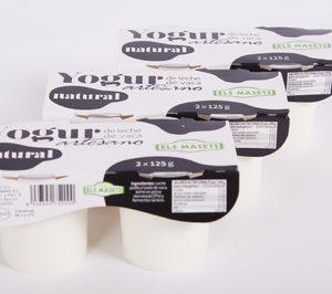 Els Masets prevé crecer un 48% tras su entrada en yogures de vaca