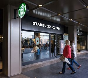 Starbucks embarca en Puerto Venecia