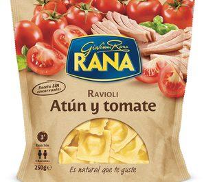 Rana afianza su dominio en pasta fresca
